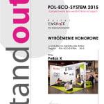 expace dyplom pol-eco-system 2015 dla Pellas X