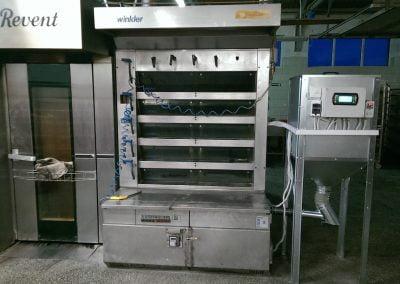 Modernizacja pieca piekarniczego z olejowego na pelletowy Winkler