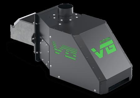 Samoczyszczące palniki VG Kostrzewa to automatyczne palniki spalające pellet A1, A2